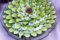 Cucumber Plate